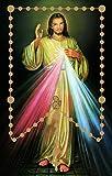 Rosario 'Tarjeta de crédito', tarjeta para decir el rosario.