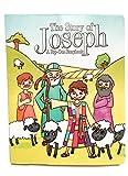 The Story Of Joseph – Un libro de cuentos desplegable interactivo – Historia de la Biblia Pop Out – Historia de la Biblia Pop Up
