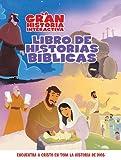 La Gran Historia: Libro Interactivo de Relatos Bíblicos (The Gospel Project)