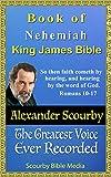 Book of Nehemiah, King James Bible (English Edition)