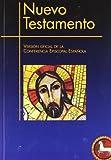 Nuevo Testamento (Rca.) Version oficial: Versión oficial de la Conferencia Episcopal Española: 106 (EDICIONES BÍBLICAS)
