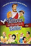 Valores que nos enseña la Biblia: relatos bíblicos para niños