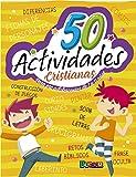 50 Actividades Cristianas para niños de 7 a 11 años: Libro de actividades para niños cristianos