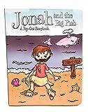 Jonah And The Big Fish - Libro de notas interactivo con texto en inglésA Pop Out Bible