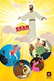 Ntv La Gran Historia: Biblia Interactiva, Tapa Dura Impresa (Gospel Project)