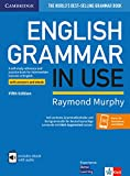 English Grammar in Use Fifth edition Klett edition. Book with answers and ebook and Augmented App